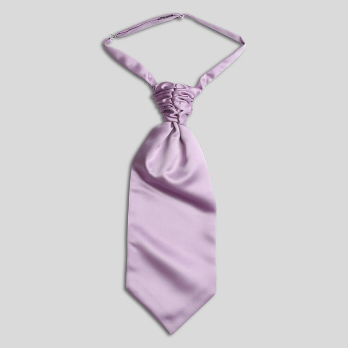 CS0030-37-Folkespeare-Lavender-Satin-Scrunchie-Cravat-1