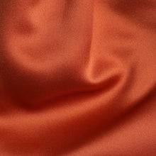 Load image into Gallery viewer, CS0030-56-Folkespeare-Rust-Satin-Scrunchie-Cravat-2