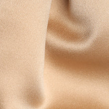 Load image into Gallery viewer, Folkespeare Boys Beige Satin Scrunchie Cravat Fabric