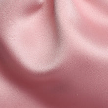 Load image into Gallery viewer, Folkespeare Boys Pink Satin Scrunchie Cravat Fabric