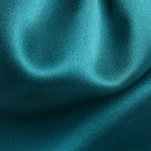 Load image into Gallery viewer, CS0030B-51-Folkespeare-Boys-Teal-Satin-Scrunchie-Cravat-2