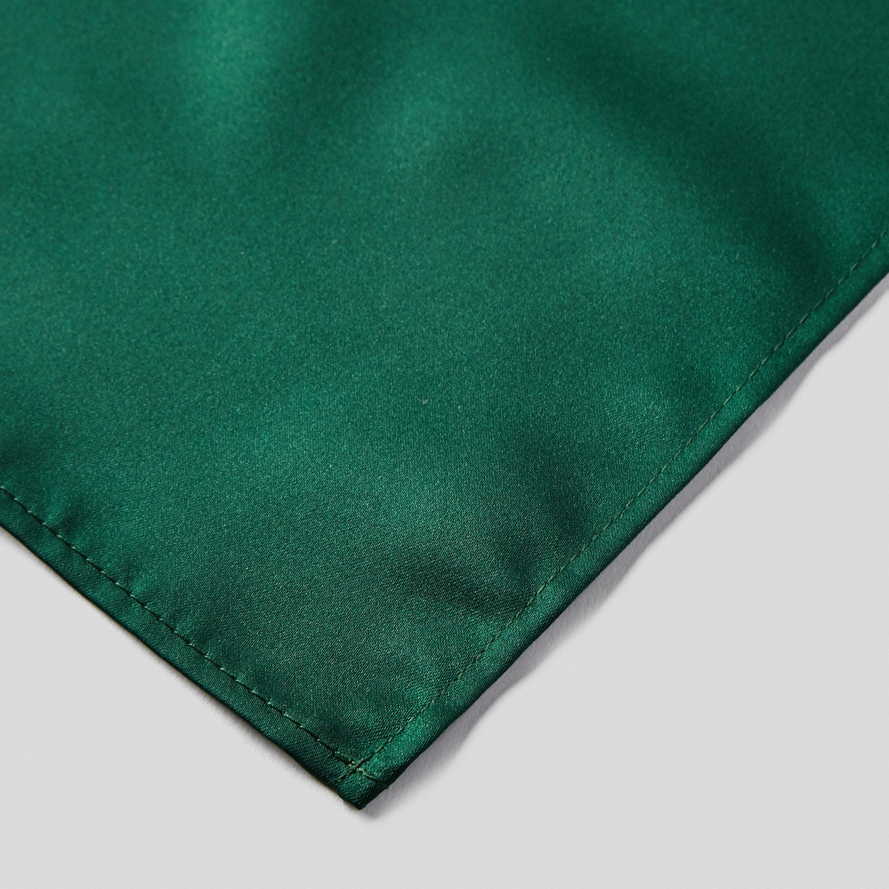 HA0030-09-Folkespeare-Bottle-Green-Satin-Pocket-Square-3