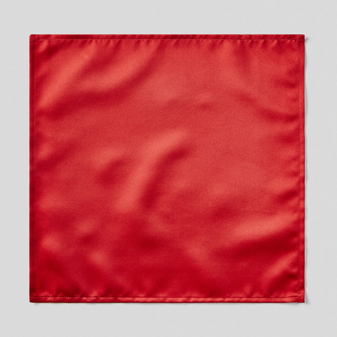 HA0030-13-Folkespeare-Scarlet-Red-Satin-Pocket-Square-1