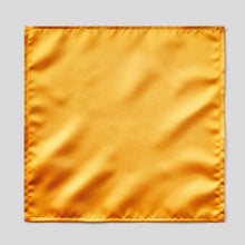 Load image into Gallery viewer, Folkespeare Burnt Orange Satin Pocket Square