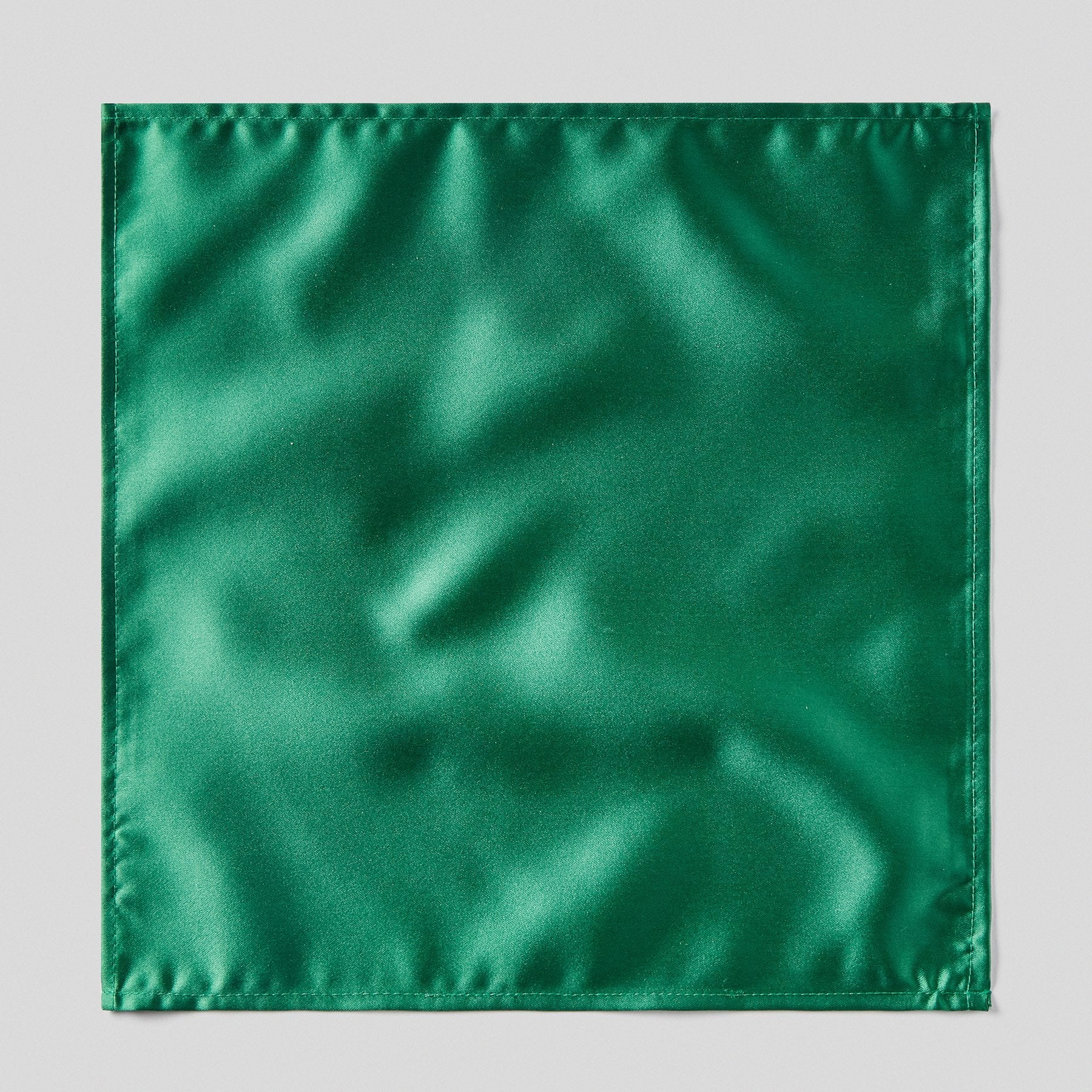 HA0030-27-Folkespeare-Forest-Green-Satin-Pocket-Square-1