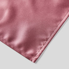 Load image into Gallery viewer, HA0030-58-Folkespeare-Dusky-Pink-Satin-Pocket-Square-3