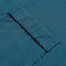 Load image into Gallery viewer, Rael Brook Standard Fit Teal Pyjama Set Cuff Detail