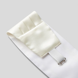 SE0030-41-Folkespeare-Ivory-Satin-Cummerbund-And-Bow-Tie-Set-2