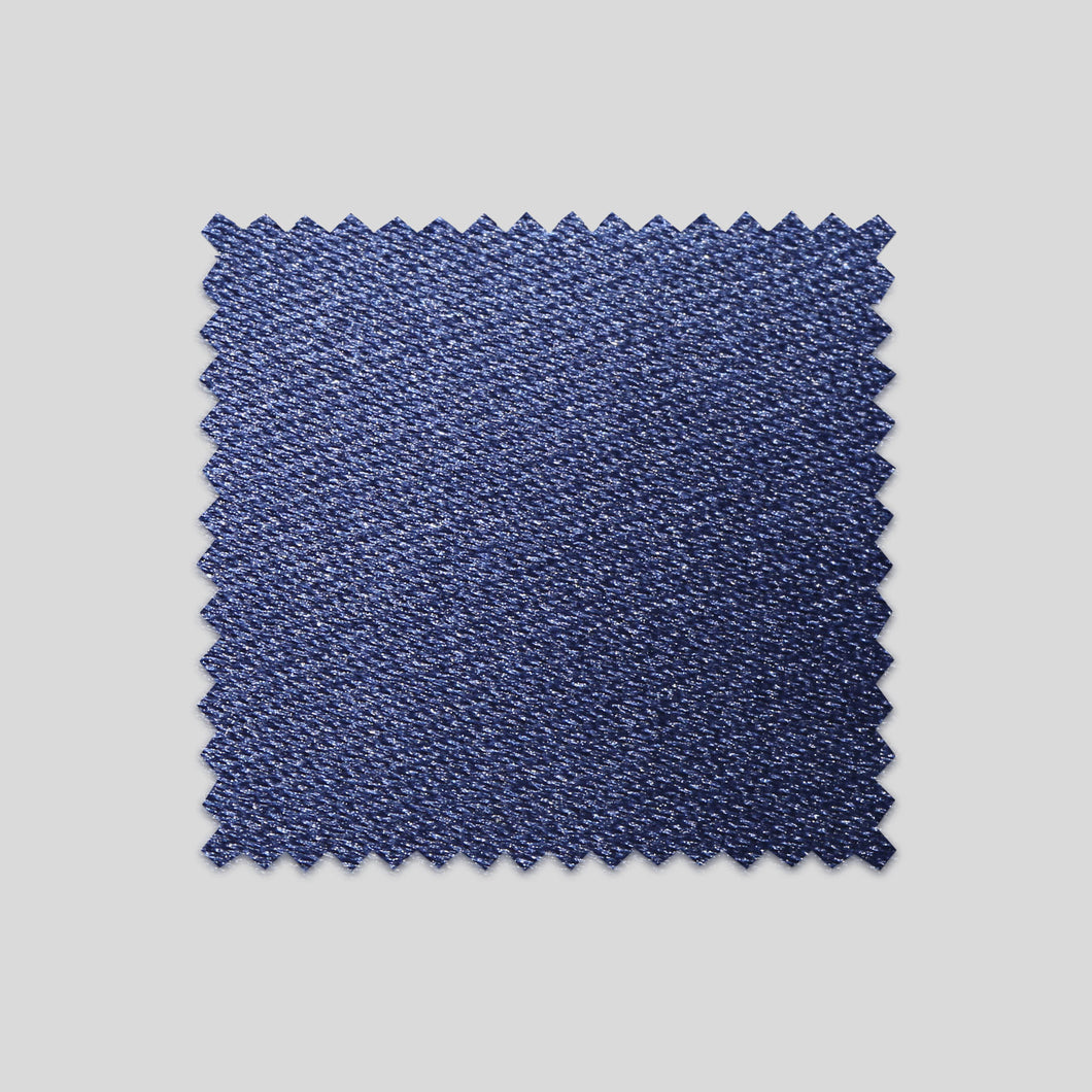 Folkespeare French Navy Satin Swatch