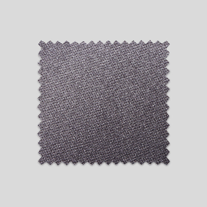 Folkespeare Dark Grey Satin Swatch