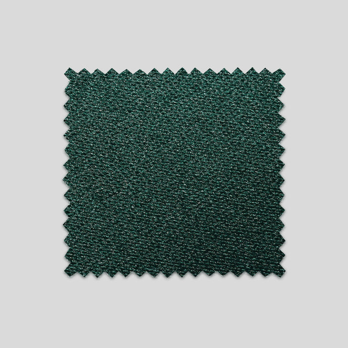 Folkespeare Bottle Green Satin Swatch