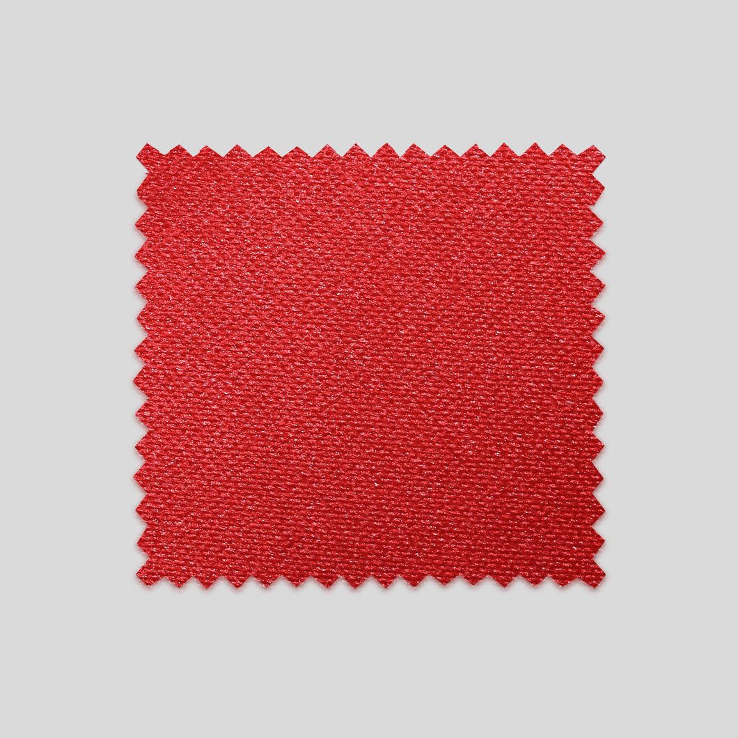 Folkespeare Scarlet Red Satin Swatch