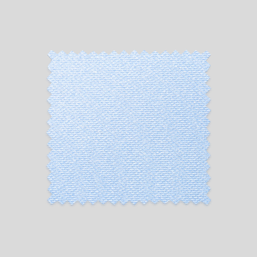 Folkespeare Light Blue Satin Swatch