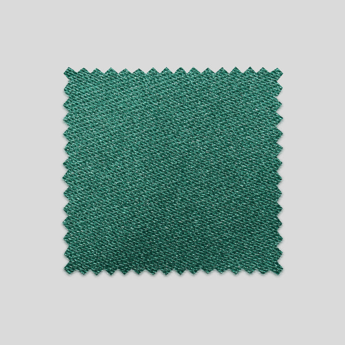 Folkespeare Forest Green Satin Swatch