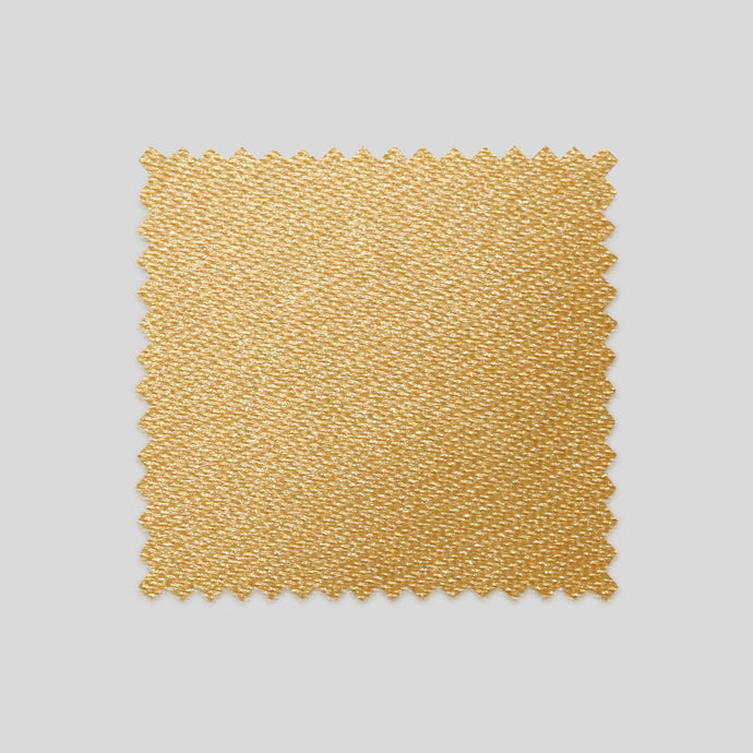 Folkespeare Gold Satin Swatch