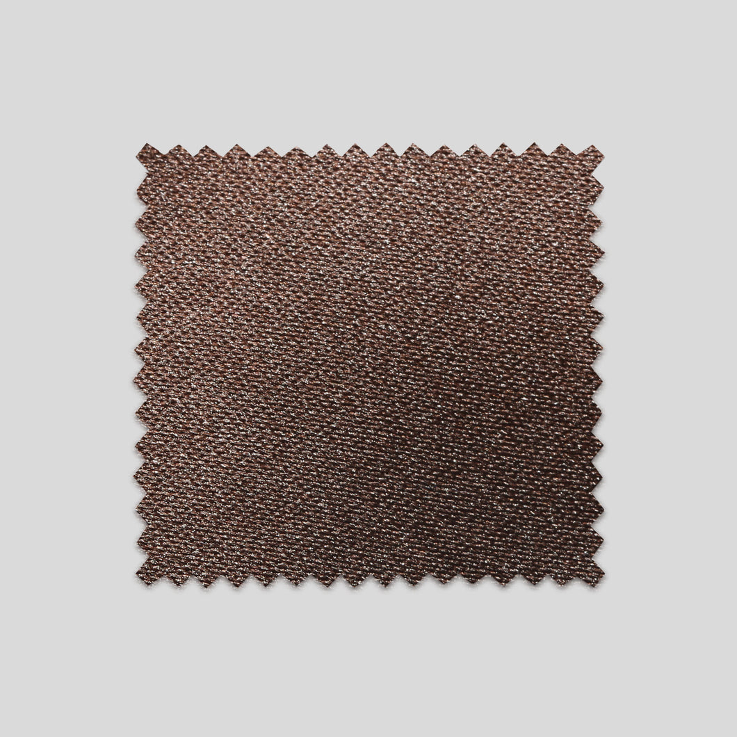 Folkespeare Chocolate Satin Swatch