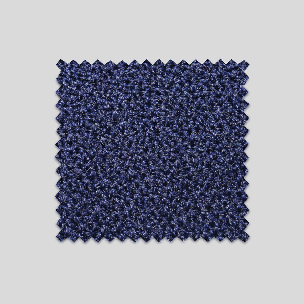 Folkespeare Navy Wool Swatch