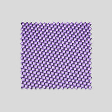Load image into Gallery viewer, Folkespeare Violet Textured Swatch