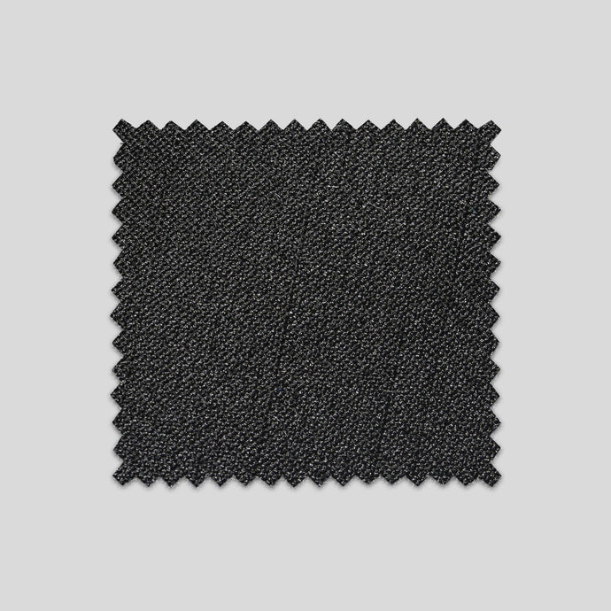 Folkespeare Black Slub Swatch