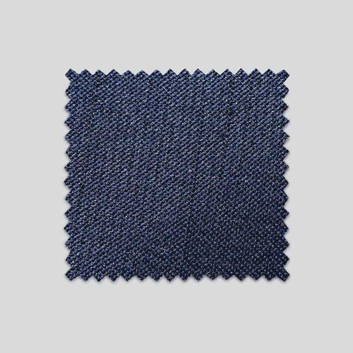 Folkespeare Navy Slub Swatch