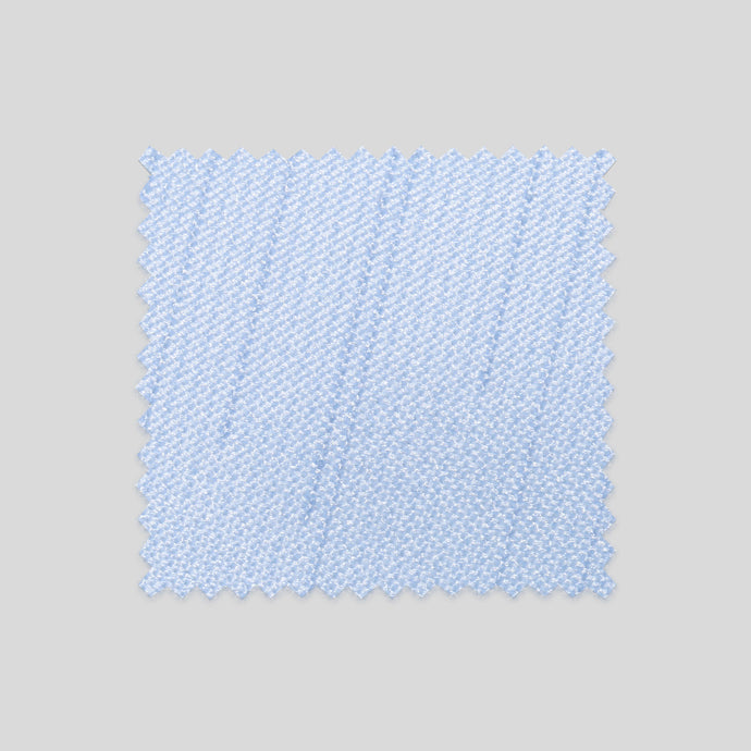 Folkespeare Light Blue Slub Swatch