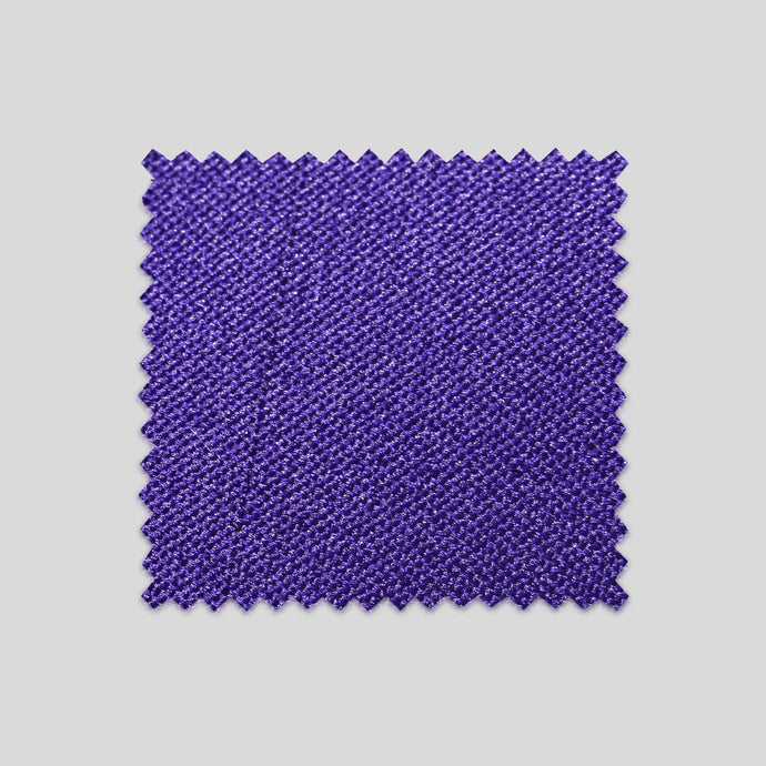 Folkespeare Purple Slub Swatch