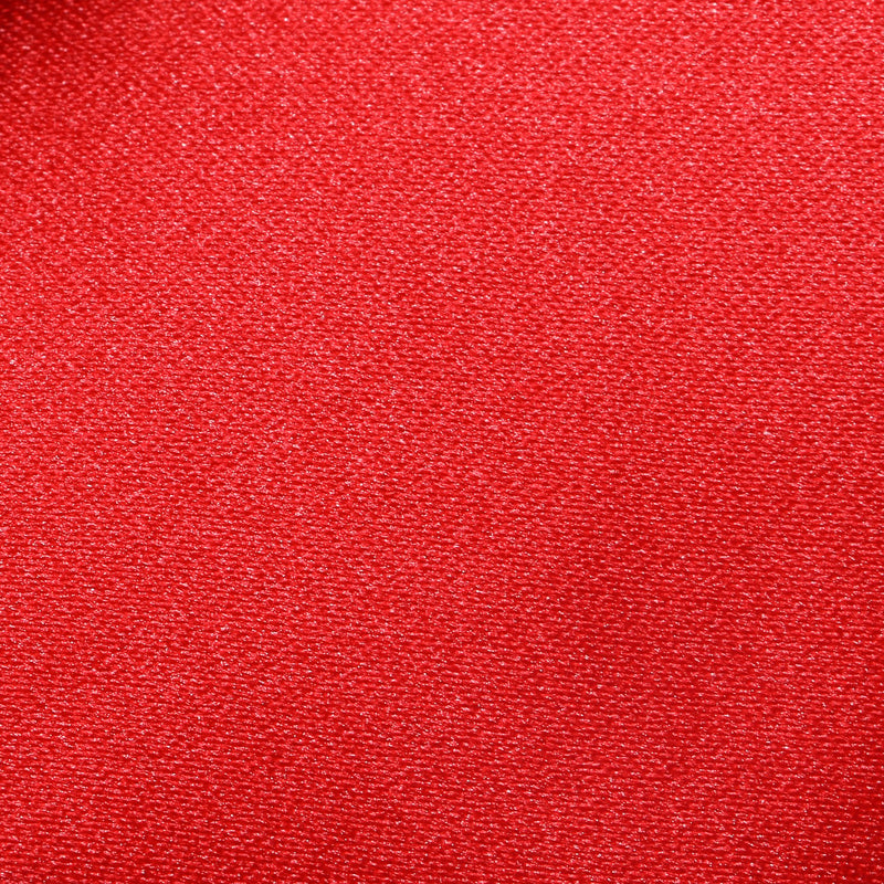 Folkespeare Boys Scarlet Red Satin Classic Tie Fabric