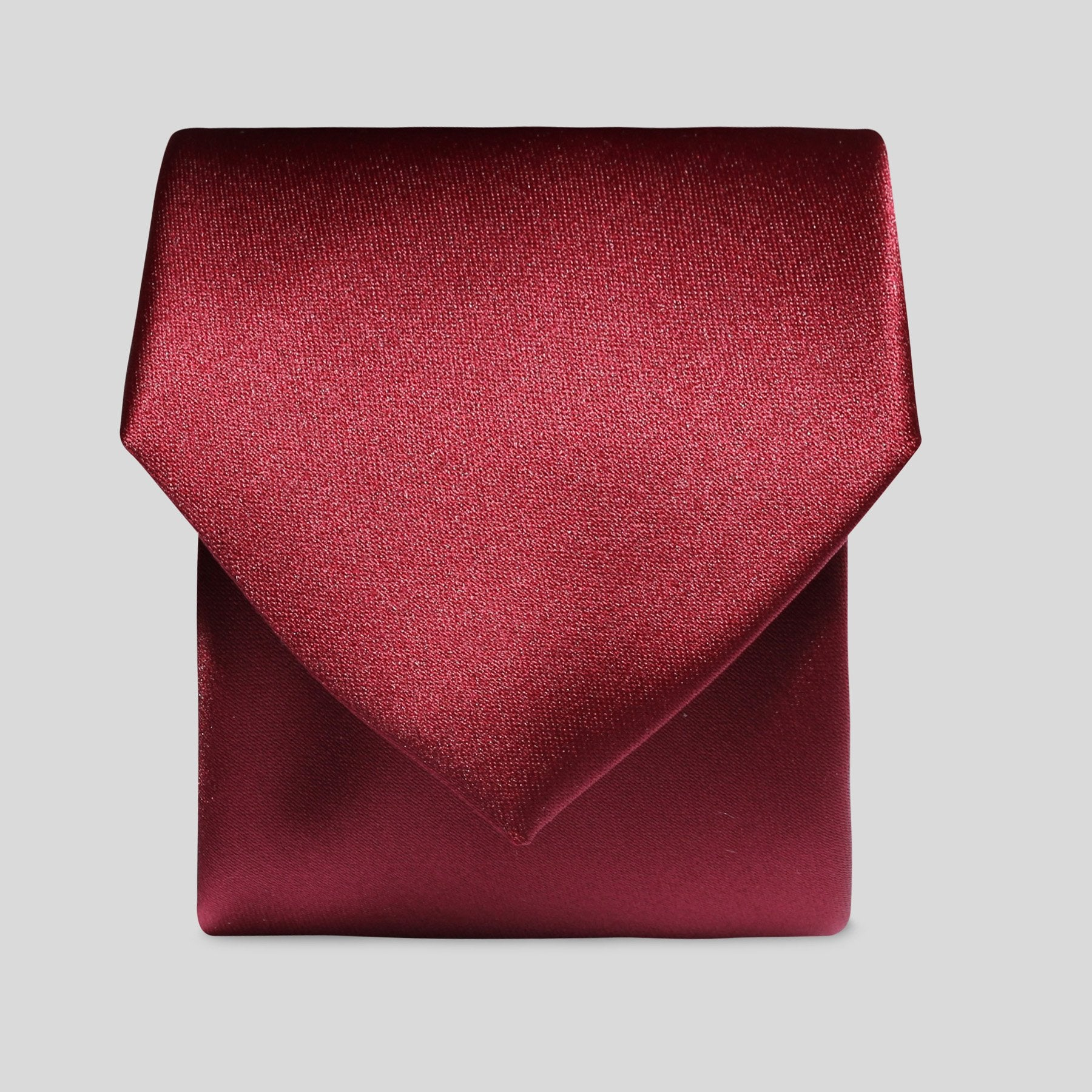 TC0030-04-Folkespeare-Burgundy-Satin-Clip-On-Tie-1