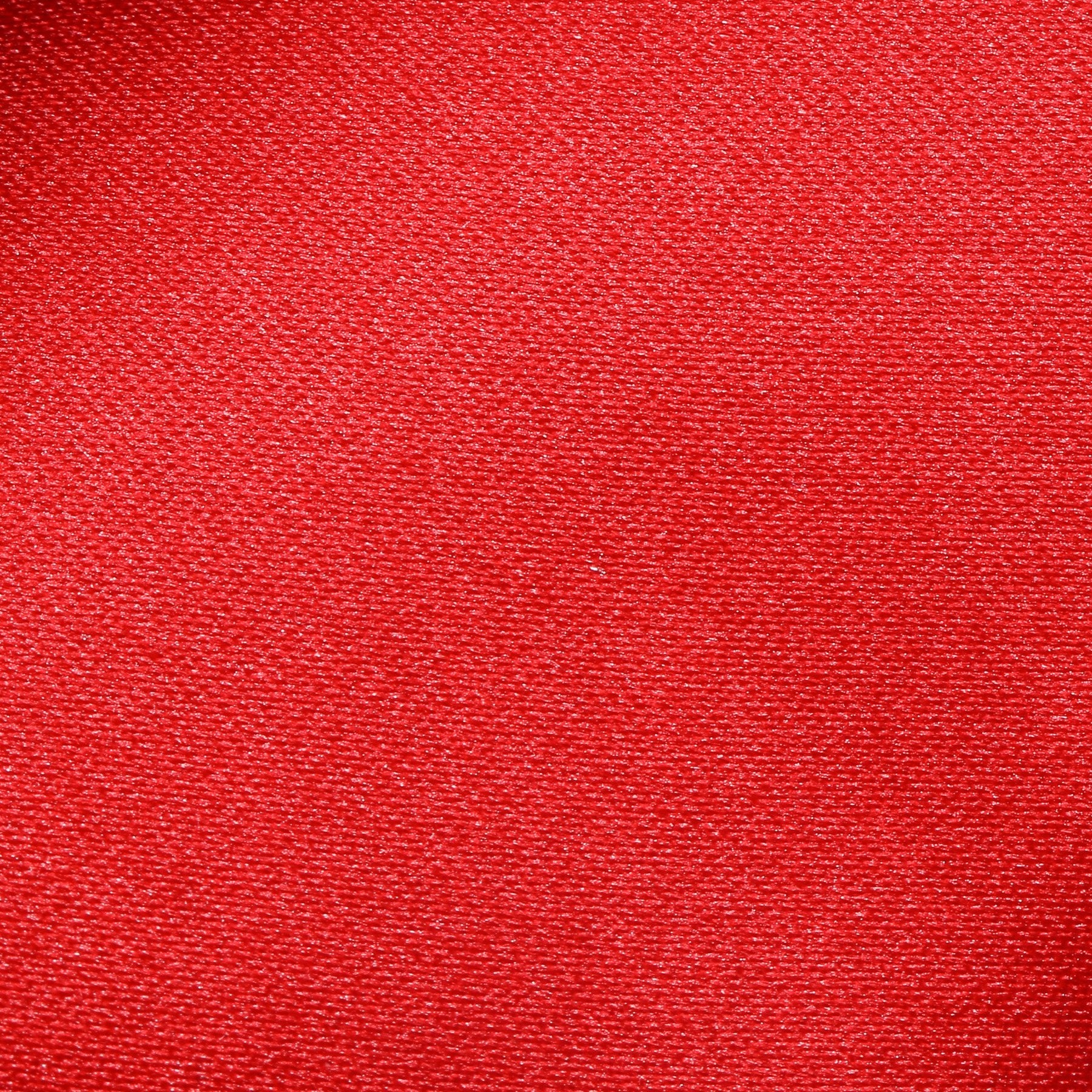 Folkespeare Scarlet Red Satin Clip On Tie Fabric