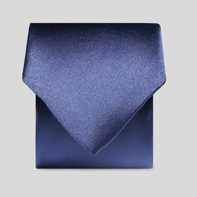 TM0030-03-Folkespeare-French-Navy-Satin-Classic-Tie-1