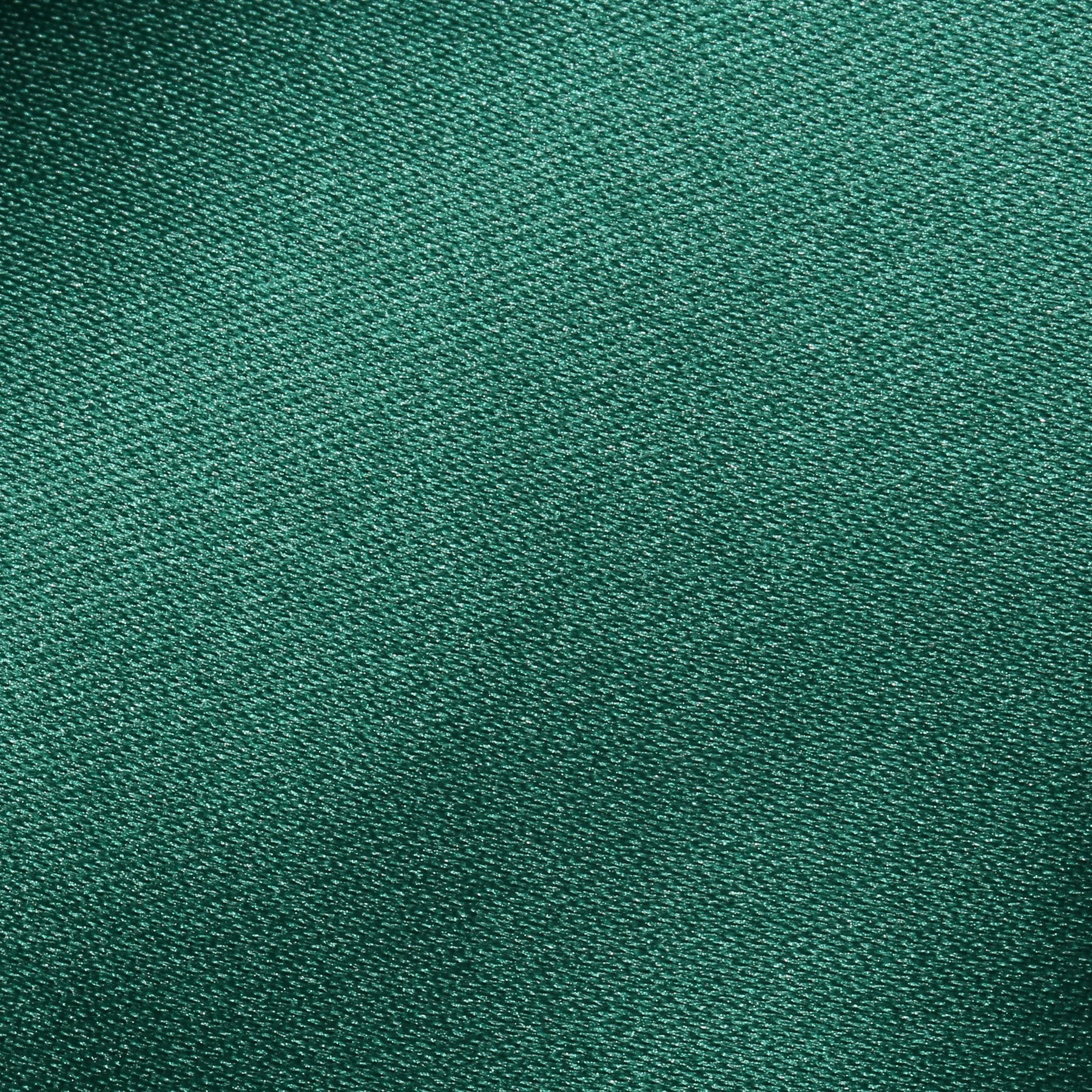 Folkespeare Forest Green Satin Classic Tie Fabric