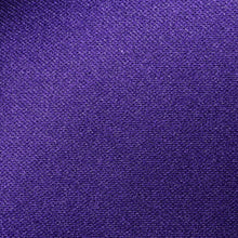 Load image into Gallery viewer, Folkespeare Purple Satin Classic Tie Fabric