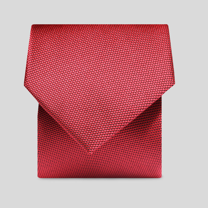 TM2085-05-Folkespeare-Red-Textured-Classic-Tie-1
