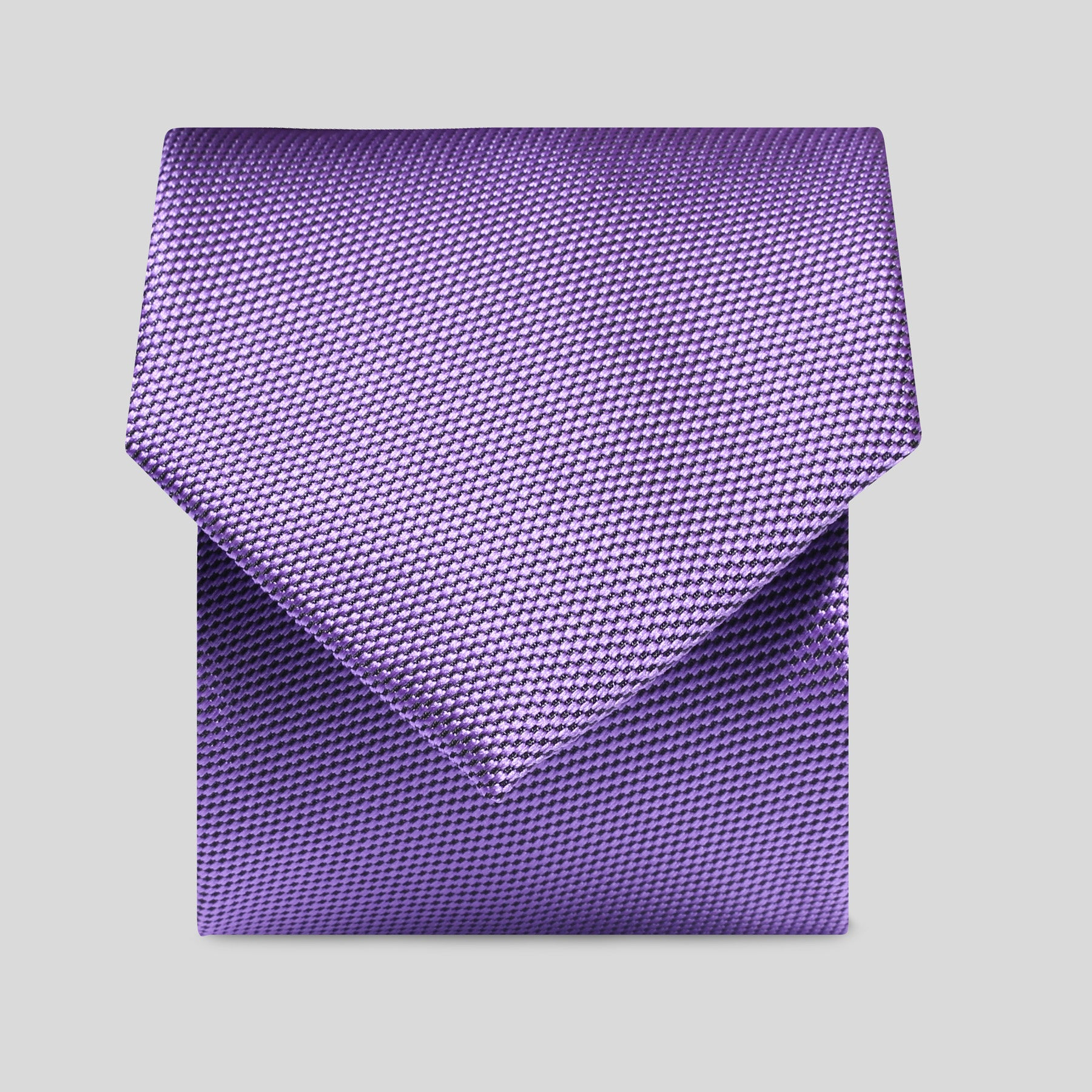 Folkespeare Violet Textured Classic Tie