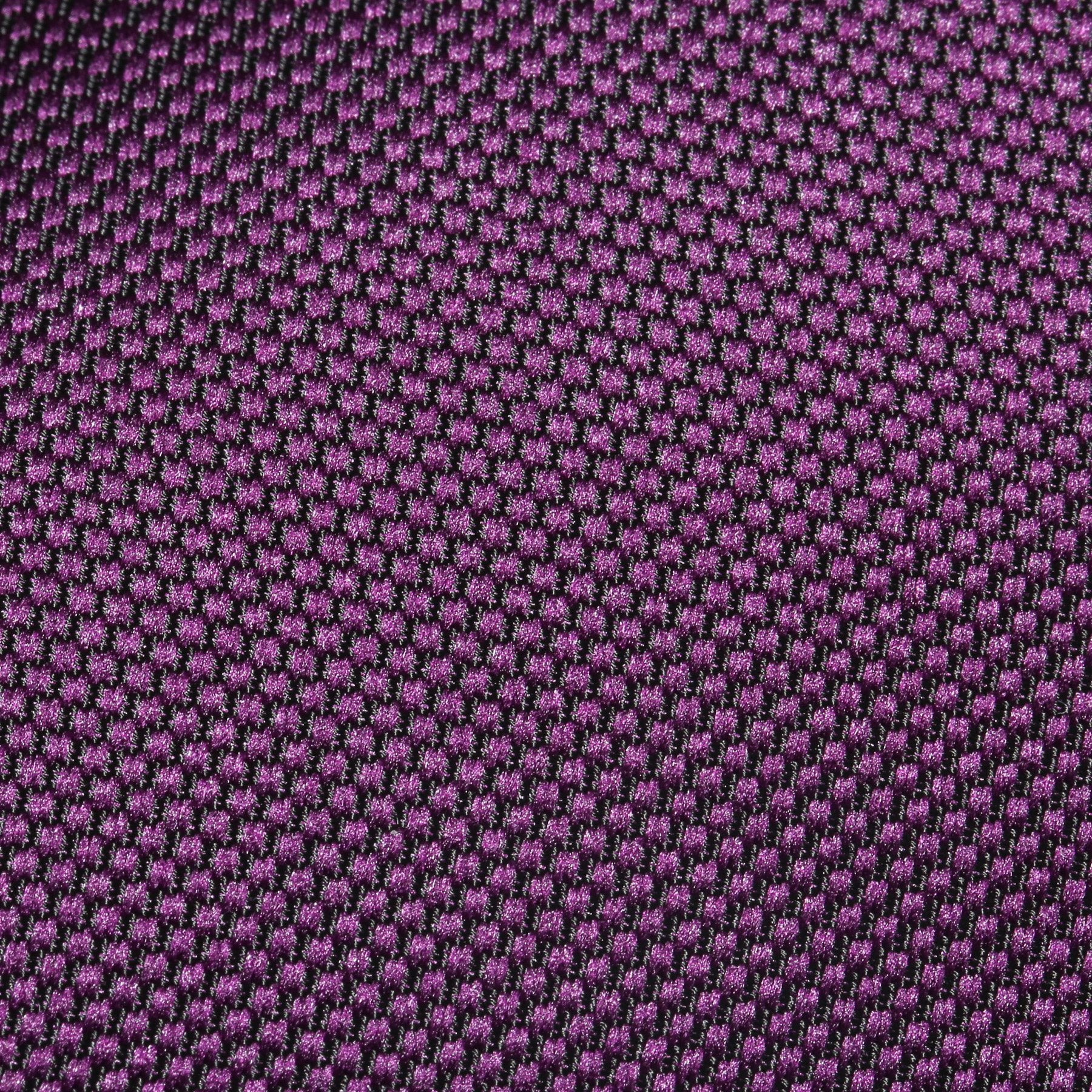 Folkespeare Plum Textured Classic Tie Fabric