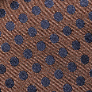 TM2783-01-Folkespeare-Chocolate-Brown-And-Dark-Navy-Polka-Dot-Classic-Tie-2