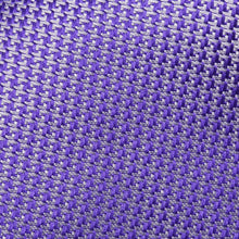 Load image into Gallery viewer, TM4128-01-Folkespeare-Purple-Textured-Semi-Plain-Slim-Tie-2