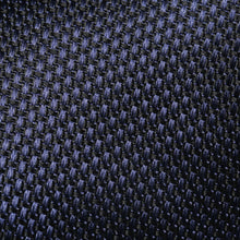 Load image into Gallery viewer, TM4139-02-Folkespeare-Midnight-Blue-Textured-Semi-Plain-Slim-Tie-2