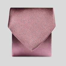 Load image into Gallery viewer, TM7001-09-Folkespeare-Dusky-Pink-Silk-Classic-Tie-1