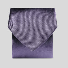 Load image into Gallery viewer, Grape Silk Classic Tie