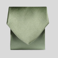 Load image into Gallery viewer, Lime Green Silk Classic Tie