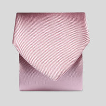 Load image into Gallery viewer, Folkespeare Blush Silk Classic Tie