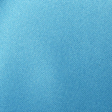 Load image into Gallery viewer, Folkespeare Turquoise Satin Slim Tie Fabric
