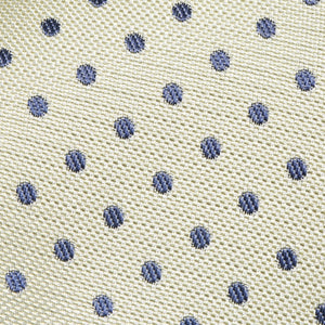 TS4160-02-Folkespeare-Lemon-With-Navy-Polka-Dot-Slim-Tie-2