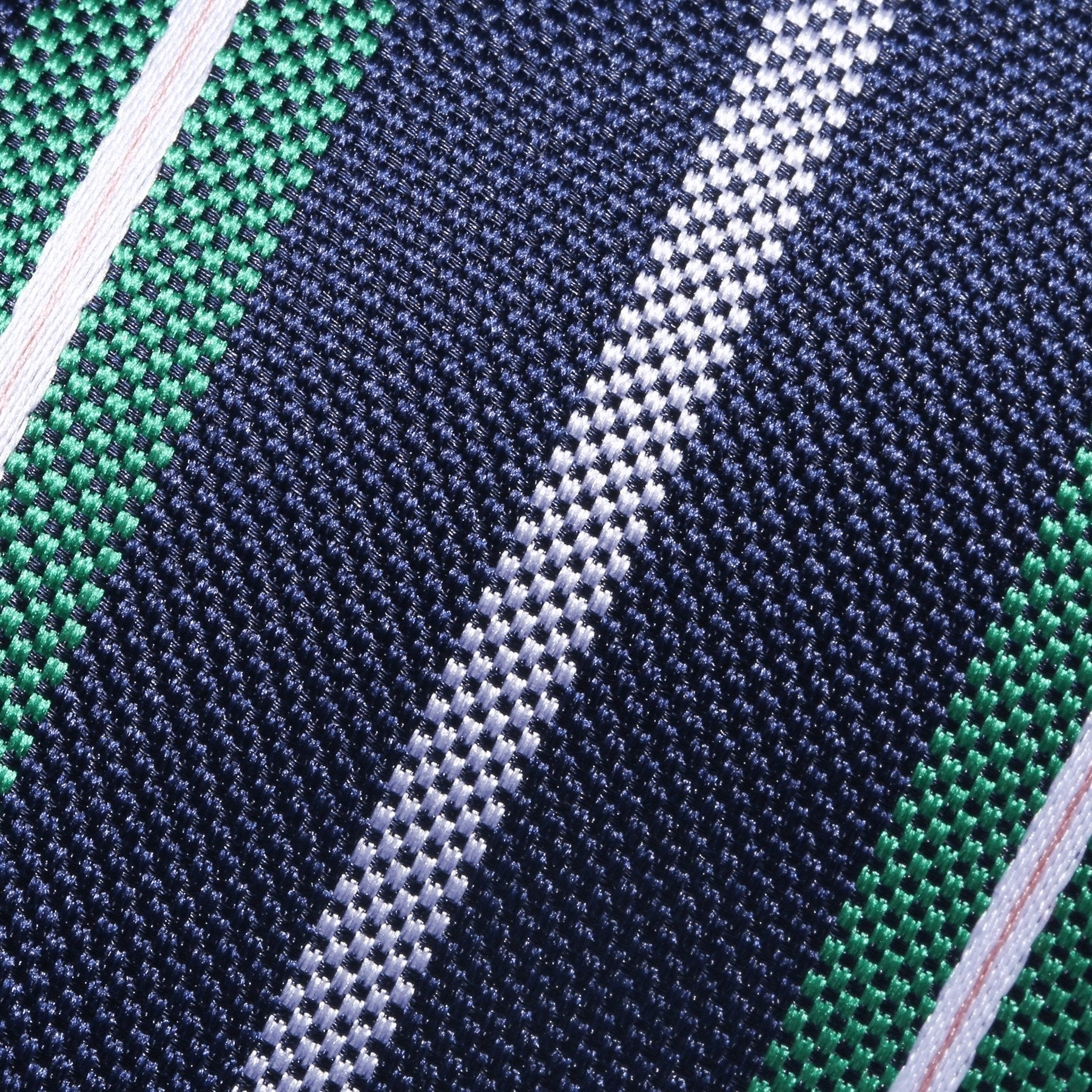 TS4162-01-Folkespeare-Navy-Emerald-And-White-Diagonal-Stripe-Slim-Tie-2