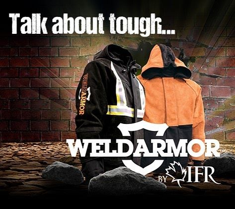Weldarmor FR Hoodies