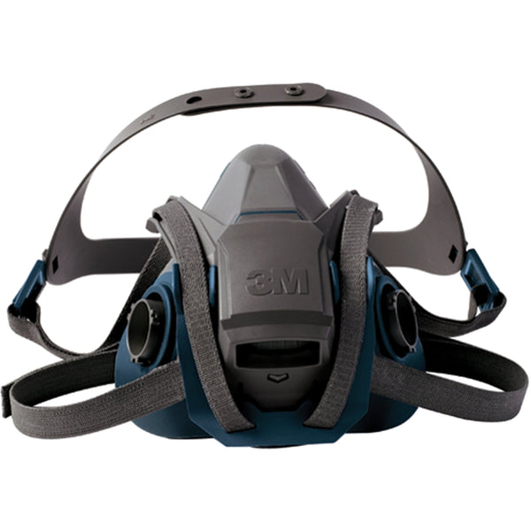 3M  Half Facepiece Respirators With Quick-Latch Drop-Down Feature