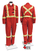 IFR UltraSoft® 9oz Deluxe Coverall Style 109
