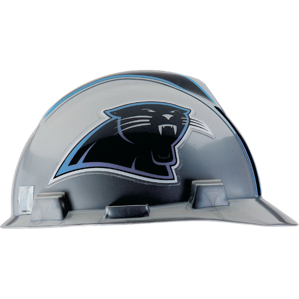 MSA Carolina Panthers NFL V-Gard® Team Hardhat