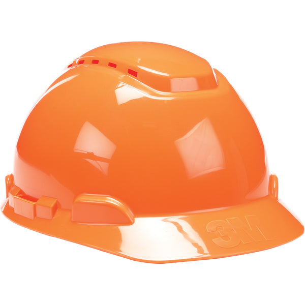 3M  Vented Hardhat with Uvicator Sensor